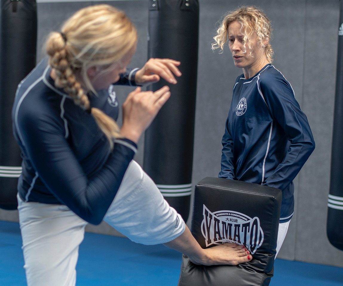 JuJutsu Yamato Gym Women's Selfdefense
