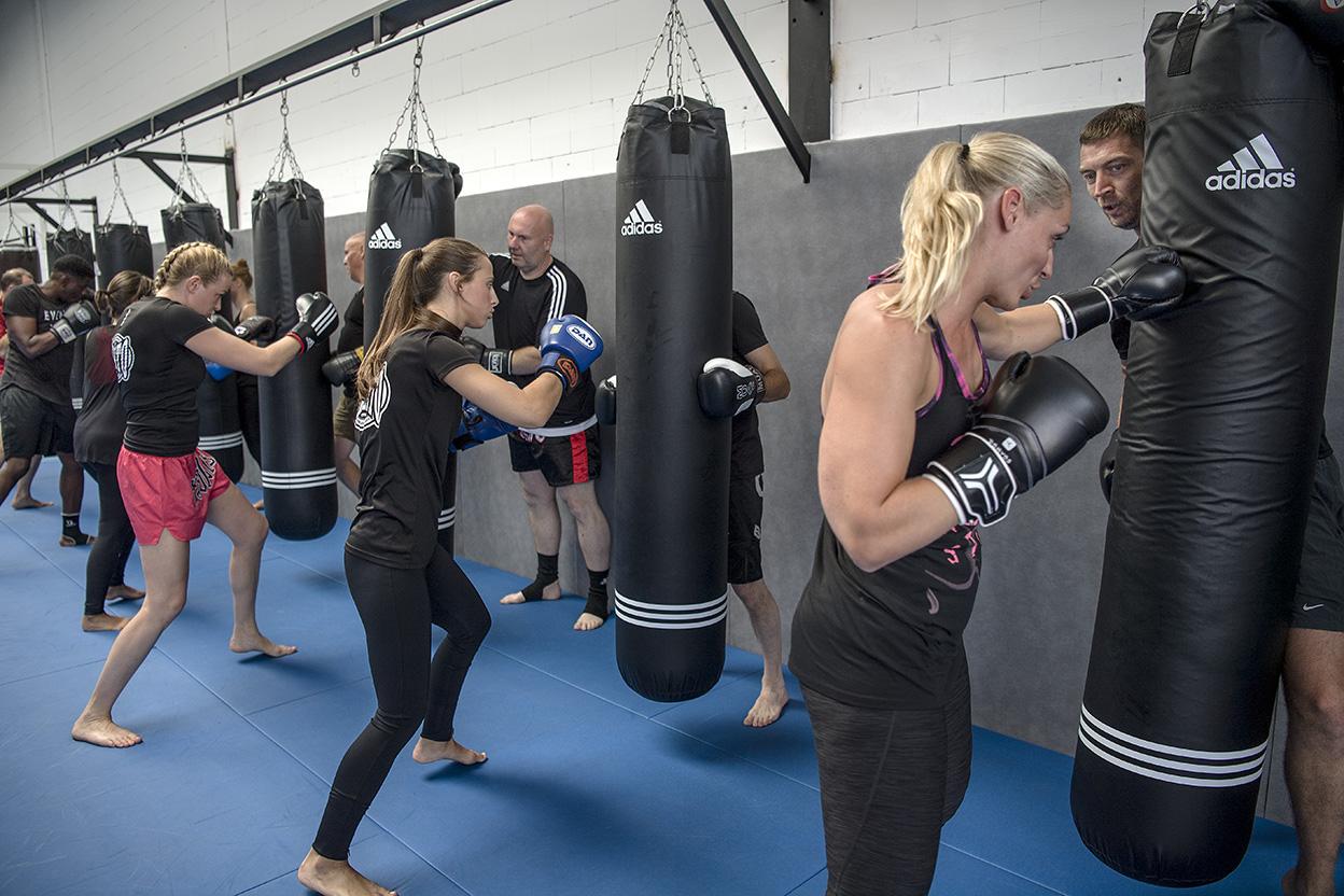 Cardio Boxing Yamato Gym Weesp