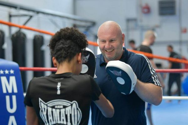 Yamato Gym cardio boxing voor jong en oud