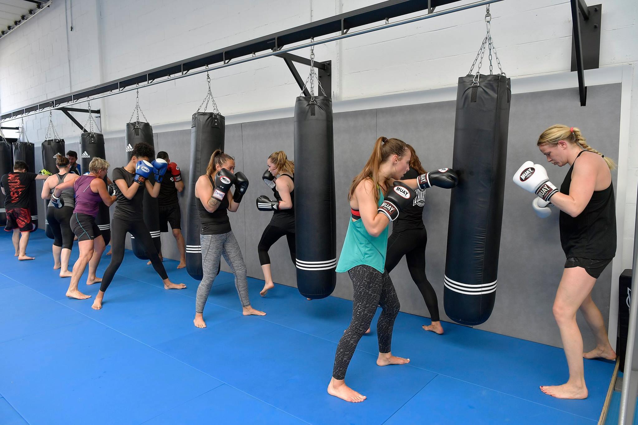 Conditie en- bokszaktrainingen volwassenen Yamato Gym