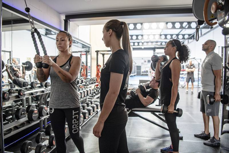 Yamato Gym visie op fitness