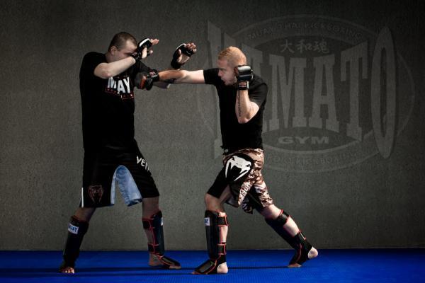 Yamato Gym Weesp - Kickboksen voor volwassenen