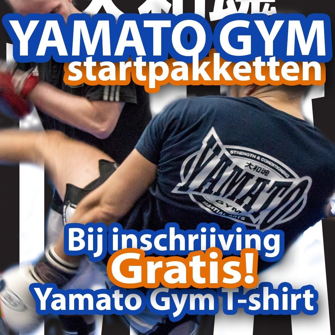 Yamato Gym Tarieven