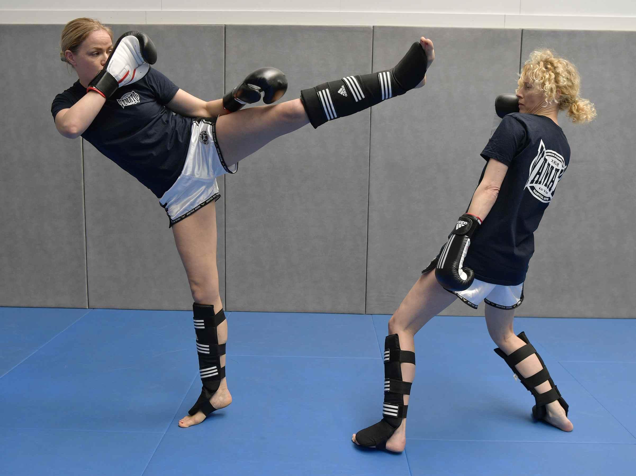 Kickboksen Yamato Gym Weesp