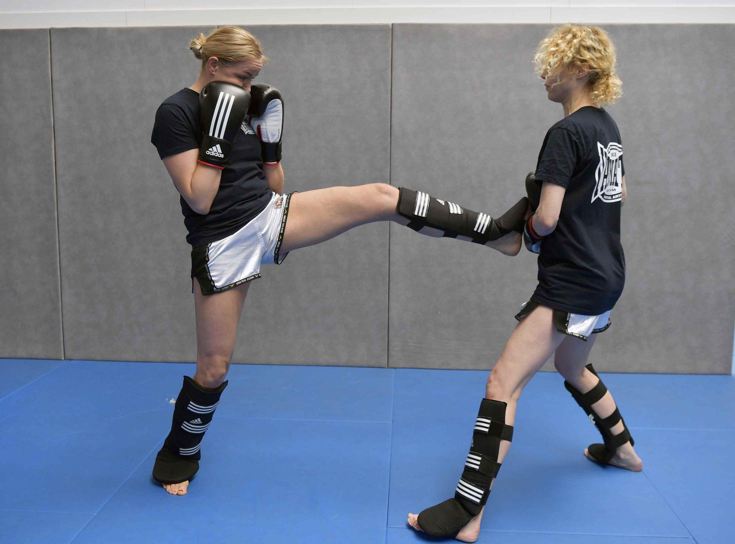 Sportschool Yamato Gym Weesp Kickboksen