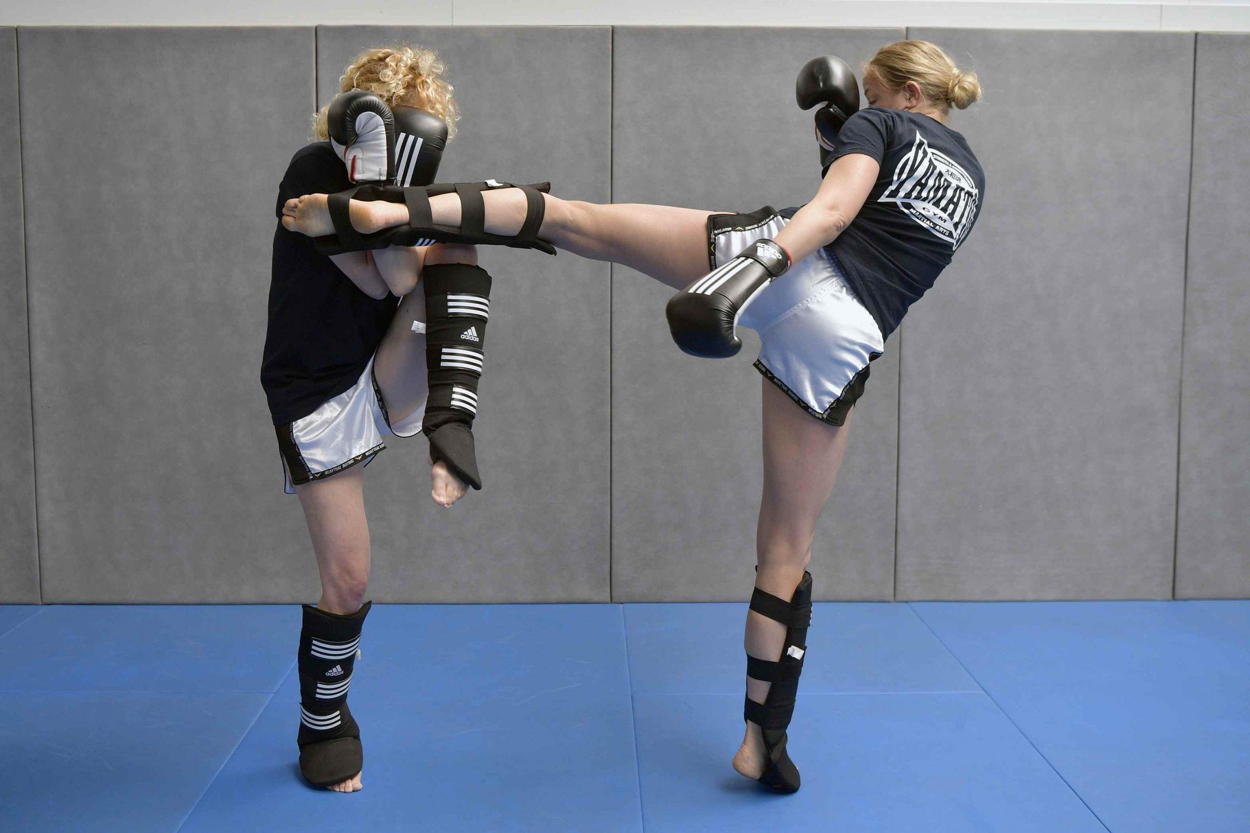 Kickboksen in Weesp bij Yamato Gym